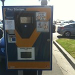 Aliso Beach Parking Pay Station