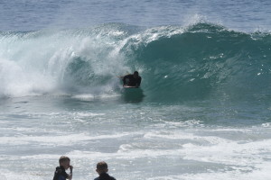 body boarding, Aliso Beach
