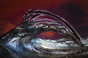 water sculpture, inspiration, fine art, Scotty Carter