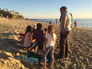 aliso creek, little girl, near drowning, south laguna