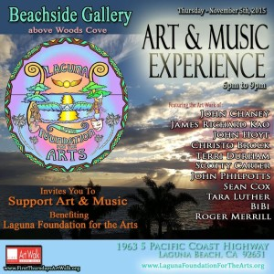 Laguna Foundation For The Arts, Laguna Foundation For The Arts Gallery, Laguna Art Walk, Scotty Carter