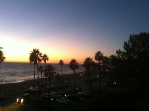 Aliso Beach Sunset 7 Parking Lot Emptying.jpg