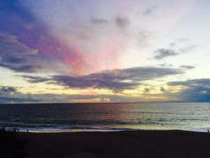 March 1 2015 Aliso Beach Storm Clouds Thinking Pink.jpg